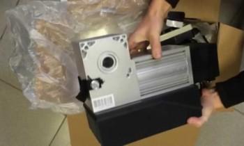 Распаковка DoorHan Shaft 30. Привод для гаражных ворот с торсионным механизмом