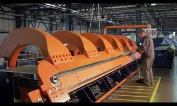 DOORHAN ROLLER SHUTTERS AUTOMATED PRODUCTION (video)