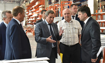 Администрация Новосибирской области заказала 22 новых ФАПа DoorHan